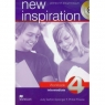 New Inspiration 4 Intermediate Workbook + 2CD