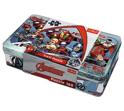 Puzzle w puszce Avenger 160 elementów (53011)