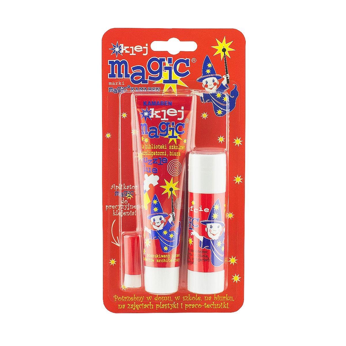 Klej Magic, tubka + sztyft, 2 szt. (318376)