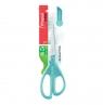 Nożyczki ekologiczne Essentials Green pastel 21cm