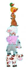 Puzzle duże Daisy i jej przyjaciele (DJ07111)