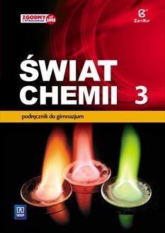 Chemia 3. Świat chemii. Podręcznik. Anna Warchoł, Dorota Lewandowska, Andrzej Danel,