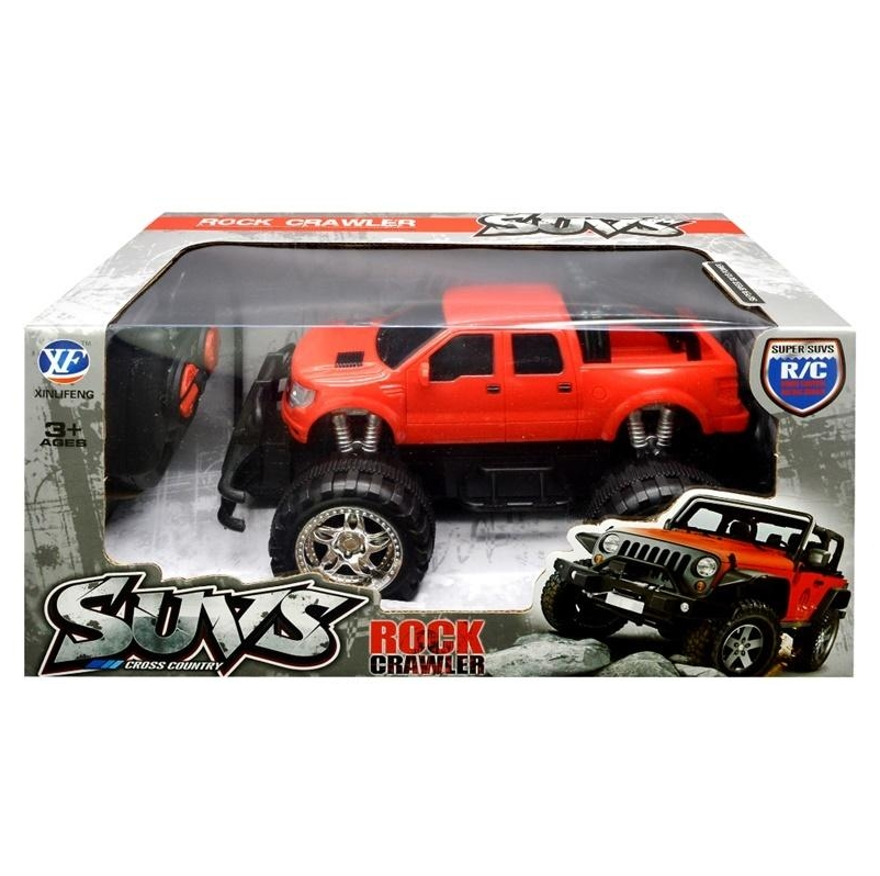 Jeep RC MIX (111117)