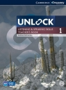 Unlock  1 Listening and Speaking Skills Teacher's Book + DVD