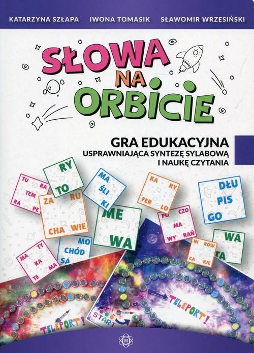 Słowa na orbicie Szłapa Katarzyna, Tomasik Iwona, Wrzesiński Sławomir