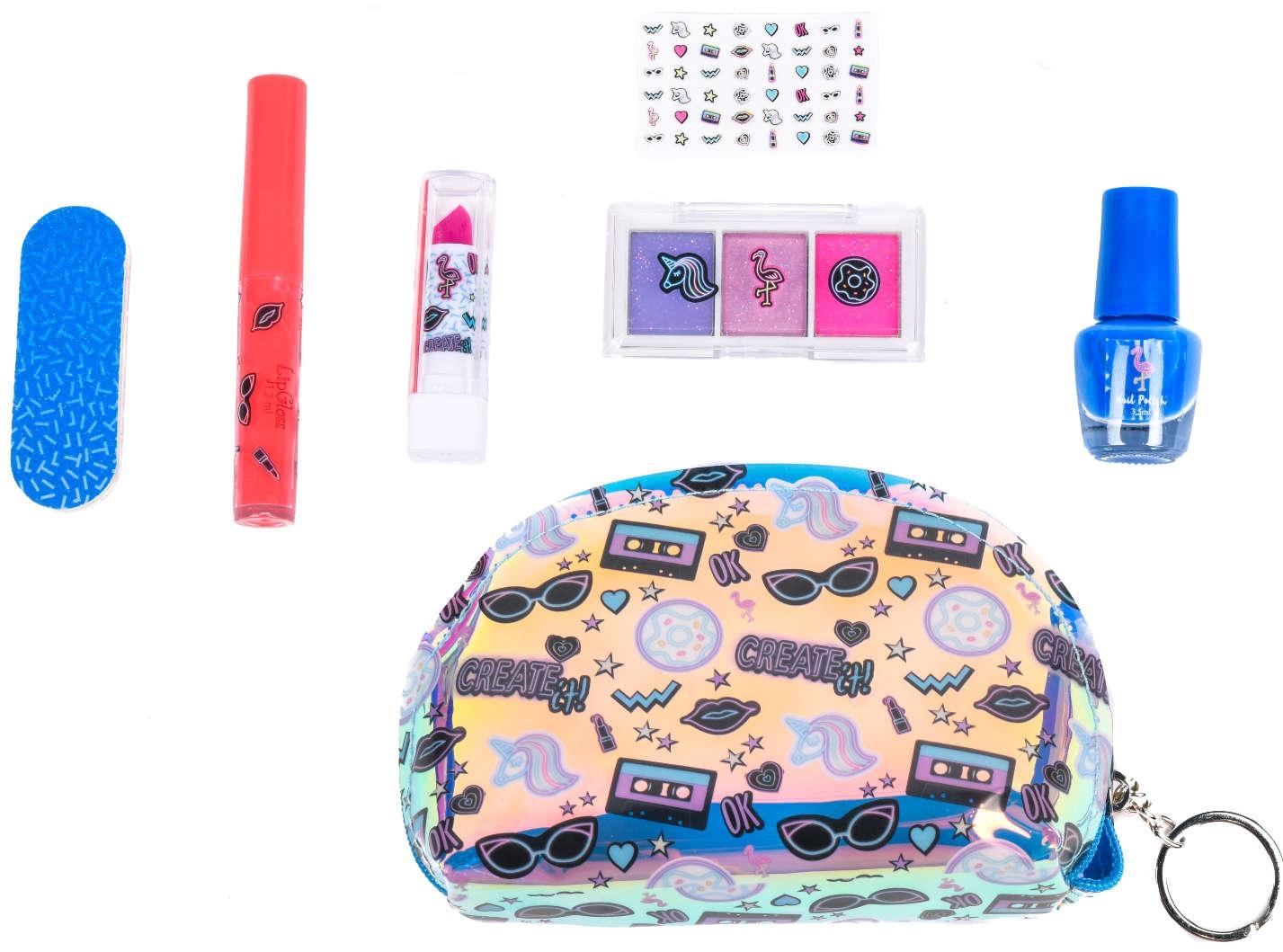 Create it! Zestaw Make-up, kosmetyczka (84169)