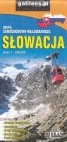 Słowacja 1:500 000