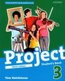 Project 3 Student's Book (Uszkodzona okładka)Szkoła podstawowa Hutchinson Tom