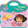 Dora poznaje świat Torebka stylistki Zadania, rysunki, naklejki