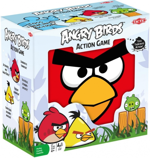 Angry Birds Action Game 	 (40511)