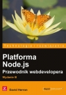 Platforma Node.js Przewodnik webdevelopera Herron David