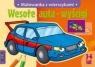 Wesołe auta - wyścigi Malowanka z naklejkami Karpińska Agata