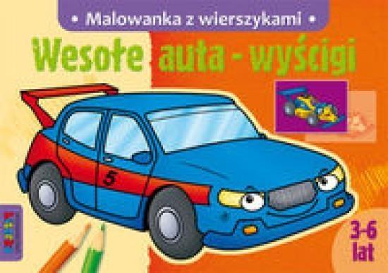 Wesołe auta - wyścigi Karpińska Agata