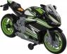 Flota Miejska - Motocykl sportowy zielony