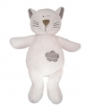 Pluszak Kot Luciano 25 cm biały (13329)