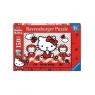 Puzzle Hello Kitty na wsi 150 XXL (100118)