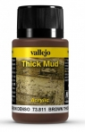 Thick Mud-Brown Mud 40 ml (73811)