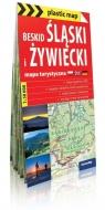 Beskid Śląski i Żywiecki foliow mapa tury 2018 praca zbiorowa