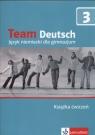 Team Deutsch 3 Książka ćwiczeń