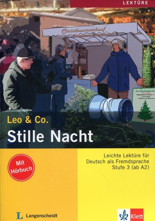 Stille Nacht Leo % Co. Lekture+ CD