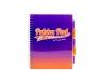 Kołozeszyt Pukka Pad Project Book Fusion a4 200k kratka fioletowy (8411-fus)