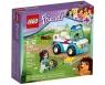 Lego Friends Karetka weterynarza (41086)