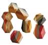Kamienie geometryczne, klocki (PLTO-5511)Wiek: 3+