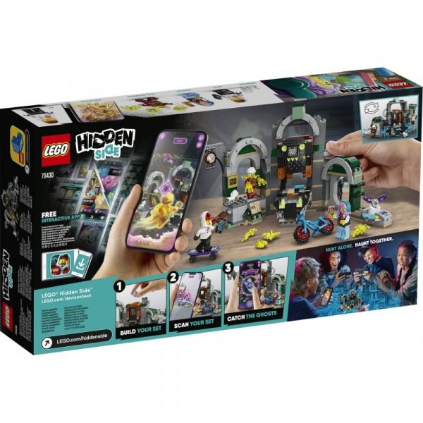 Lego Hidden Side: Metro w Newbury (70430)