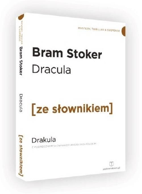 Dracula Book 2 Drakula Tom 2 z podręcznym słownikiem angielsko-polskim Stoker Bram