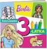 Barbie Kolorowanka 3-latka (KMN-10)