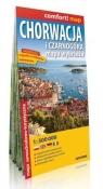 Comfort! map Chorwacja i Czarnogóra 1:300 000 mapa praca zbiorowa