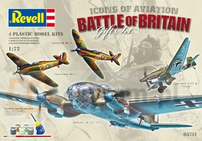 REVELL Gift Set Battle of Britain (05711)