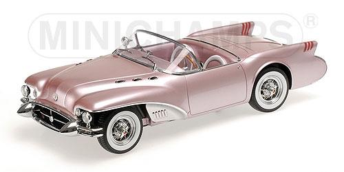 MINICHAMPS Buick Wildcat II Concept 1954 (107141221)