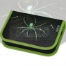 Piórnik Smart jednokomorowy dwuklapkowy z wyposażeniem spider