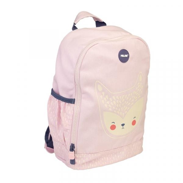 Plecak mały Berrywood różowy