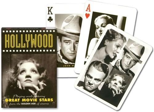 Karty do gry Piatnik 1 talia Hollywood