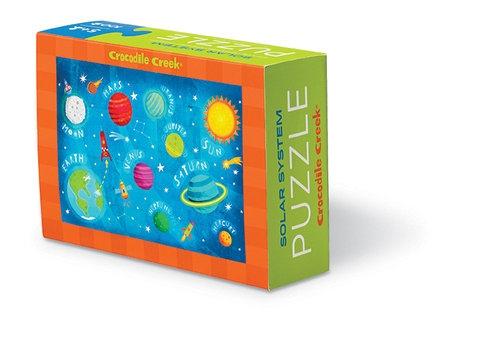 Puzzle Układ słoneczny 100