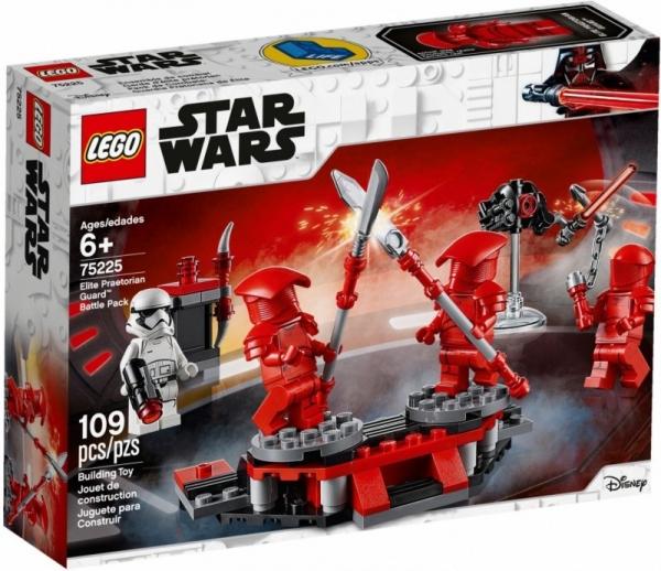 LEGO Star Wars: Elitarna Gwardia Pretoriańska (75225)
