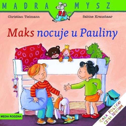 Maks nocuje u Pauliny Tielman Christian