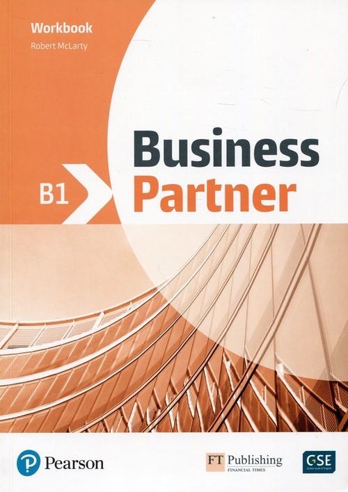 Business Partner B1 Workbook (Uszkodzona okładka) McLarty Robert