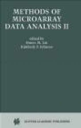 Methods of Microarray Data Analysis II Lin