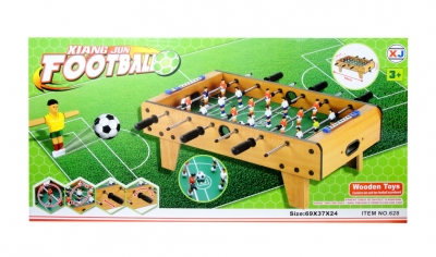 Gra piłkarze