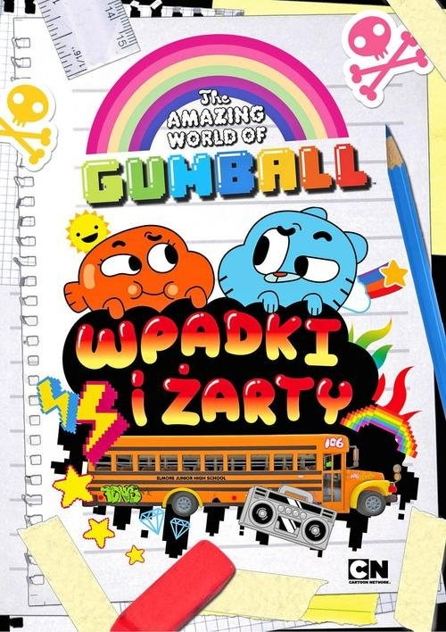 Gumball 1  Wpadki i żarty