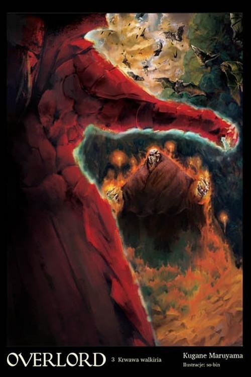 Overlord: Krwawa walkiria #3 (LN) Kugane Maruyama