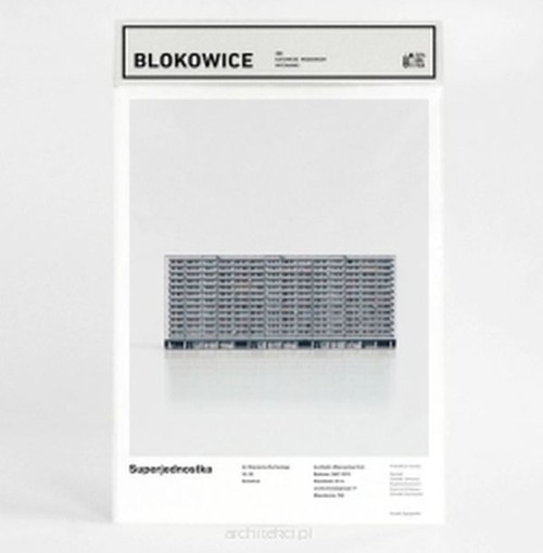 Blokowice Katowicki Modernizm Superjednostka