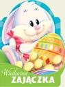 Wielkanoc zajączka. Wykrojnik