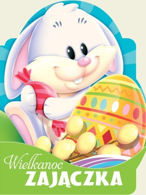Wielkanoc zajączka. Wykrojnik Kozłowska Urszula