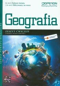 Geografia. Zeszyt ćwiczeń. Zakres podstawowy Maląg Agnieszka