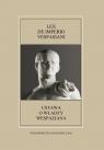 Fontes Historiae Antiquae XLIX: Lex de imperio Vespasiani Kłodziński Karol, Sawiński Paweł