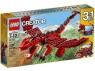 Lego Creator Czerwone kreatury (31032)